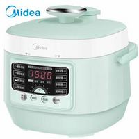 Midea 美的 MY-QS25A1XL 电压力锅 2.5L