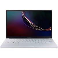 SAMSUNG 三星 Galaxy Book Ion 2020款 13.3英寸 笔记本电脑 (月光银、酷睿i5-10210U、16GB、512GB SSD、核显)