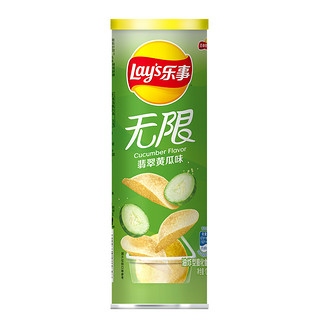 有券的上 : Lay's 乐事 薯片 翡翠黄瓜味 104g
