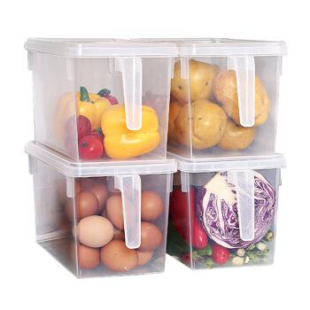 BELO 百露 冰箱保鲜收纳盒 3个装