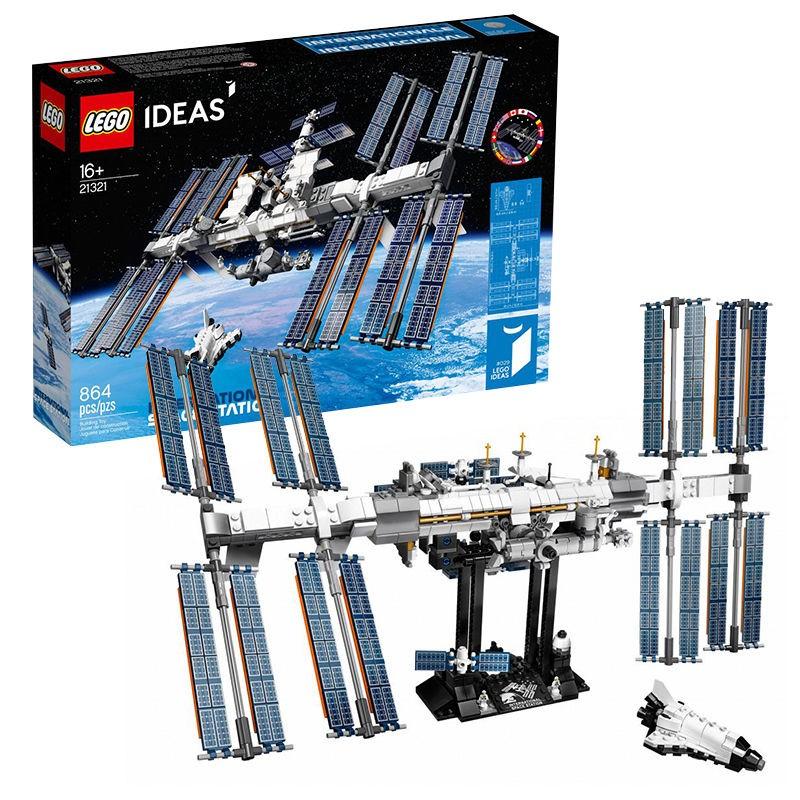 LEGO 乐高 IDEAS系列 21321 国际空间站