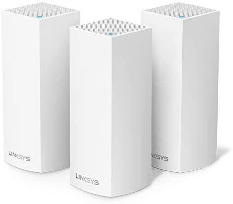 LINKSYS 领势 VELOP AC6600 三频Mesh智能分布式路由器 3-Pack