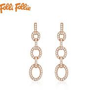Folli Follie 芙丽芙丽 3E17S026 女士耳环