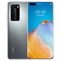 HUAWEI 华为 P40 Pro 5G智能手机 8GB+256GB 冰霜银