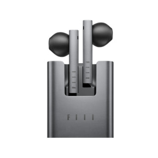 FIIL 斐耳耳机 FIIL CC 真无线蓝牙耳机 钛空灰