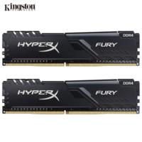 Kingston 金士顿 Fury雷电系列  HX437C19FB3K2/16 台式机内存 DDR4 3733 16GB (8G×2)