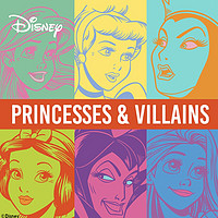 UNIQLO 优衣库 x 迪士尼合作款 PRINCESS & VILLAINS UT特辑