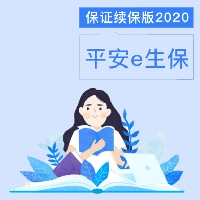 平安e生保(保证续保版2020)