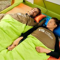牧高笛 EX19562001 成人信封式加厚棉睡袋
