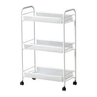 IKEA 宜家 HORNAVAN 霍纳文 浴室置物架 白色
