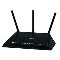 NETGEAR 美国网件 R6400 双频1750M 千兆无线家用路由器 Wi-Fi 5 单个装 黑色