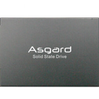 Asgard 阿斯加特 AS 固态硬盘 2TB SATA接口 Asgard AS2TS3-S7