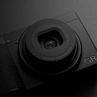 RICOH 理光gr3 GRIII GR3理光数码相机 APS-C画幅大底卡片机 官方标配+64G卡+乐摄宝摄影包