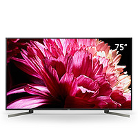 SONY 索尼 KD-75X9500G 液晶电视 75寸 4K 黑色
