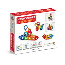 MAGFORMERS 麦格弗 基础系列 715015 儿童磁力片玩具 30片