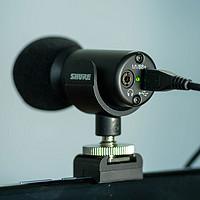 Shure/舒尔 mv88+ 摄录便携套件直播电容话筒