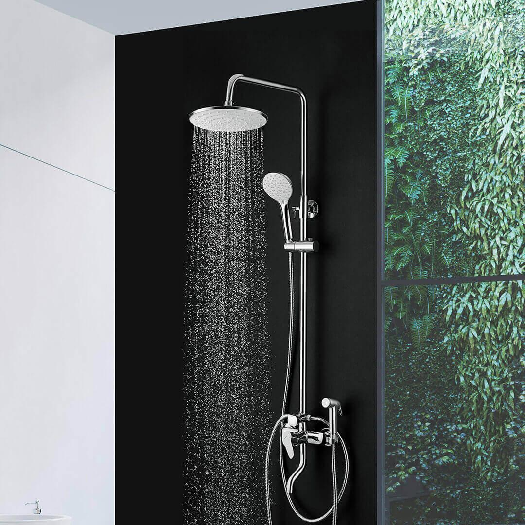OPPLE 欧普照明 三功能增压淋浴花洒套装