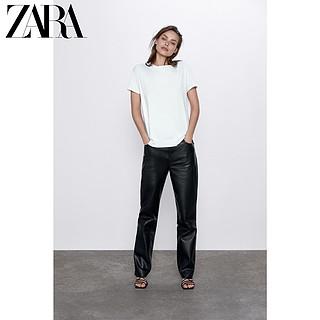 ZARA 04174025250 女士不对称 T 恤