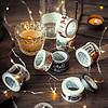 kinbor和纸胶带研磨时光系列原创咖啡香气胶带DIY日记本装饰贴