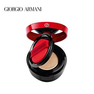 GIORGIO ARMANI 乔治·阿玛尼 Armani/阿玛尼红气垫轻垫精华粉底液保湿持妆控油