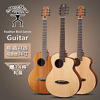aNueNue 彩虹人 M10 吉他