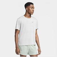 Nike耐克短袖男装2020夏季新款健身跑步运动服圆领T恤CU5993-100