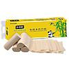 真诚卷纸本色卫生纸家用纸巾厕所生活用纸4层 1提12卷