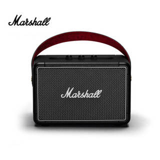 Marshall Kilburn II 便携式蓝牙音箱 黑色