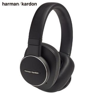 Harman Kardon 哈曼卡顿 FLY ANC 头戴式降噪耳机 蓝牙无线耳机 智能语音控制 小微助手 黑色