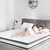网易严选乳胶床垫1.5米双面1.8m护颈椎卧室家用学生宿舍加厚褥子