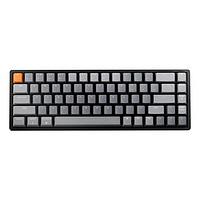 Keychron K6 68键 蓝牙5.1 双模机械键盘 Gateron轴 白色背光