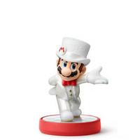 Nintendo 任天堂 amiibo系列 国行 马力欧婚礼造型
