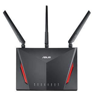 ASUS 华硕 RT-AC86U 2900M双频千兆无线路由器