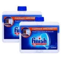 京东PLUS会员:finish 亮碟 洗碗机清洁剂 250ml*2瓶 *3件