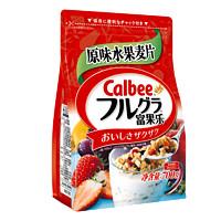 Calbee 卡乐比 原味水果麦片 700g