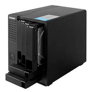 5日0点 : QNAP 威联通 TS-551 NAS网络存储器 五盘位 无内置硬盘