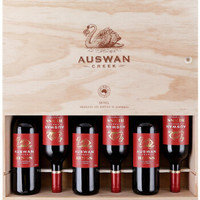 AUSWAN CREEK 天鹅庄 bin88窖藏西拉 750ml*6支