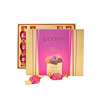 GODIVA 歌帝梵 松露型巧克力 16颗装