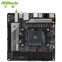 ASRock 华擎 A520M-ITX/ac 主板(AMD A520/Socket AM4)