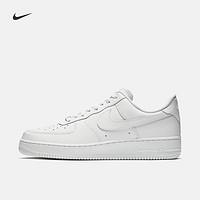 Nike耐克官方NIKE AIR FORCE 1 '07男子运动鞋空军一号板鞋315122-111 40