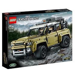 LEGO 乐高 Technic科技系列 42110 路虎卫士