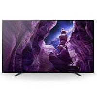 SONY 索尼 KD-55A8H 55英寸 4K OLED电视