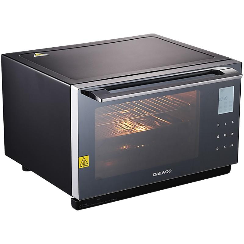 DAEWOO 大宇  k7 镜面蒸烤箱 32L