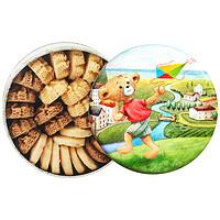 Congmingxiaoxiong 聪明小熊 曲奇饼干组合装 4口味 320g