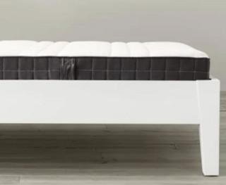 IKEA 宜家 莫戈多乳胶床垫 深灰色 150*200cm