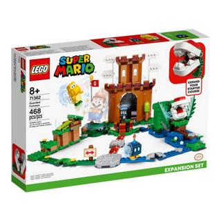 LEGO 乐高  超级马力欧系列 71362 吞食花攻击扩展关卡
