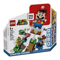 88VIP:LEGO 乐高 超级马里欧系列 71360 冒险入门套组