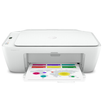 HP 惠普 DJ 2720 办公打印机 白色