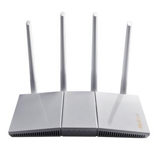 ASUS 华硕 RT-AX56U 青春版 1800M WiFi 6 家用路由器 白色