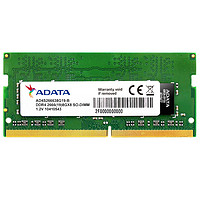 ADATA 威刚 万紫千红系列 DDR4 2666MHz 笔记本内存 8GB